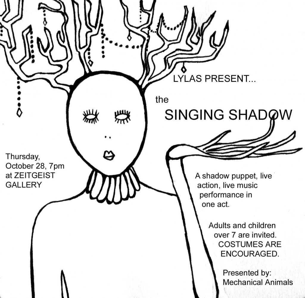 the singing shadow lylas