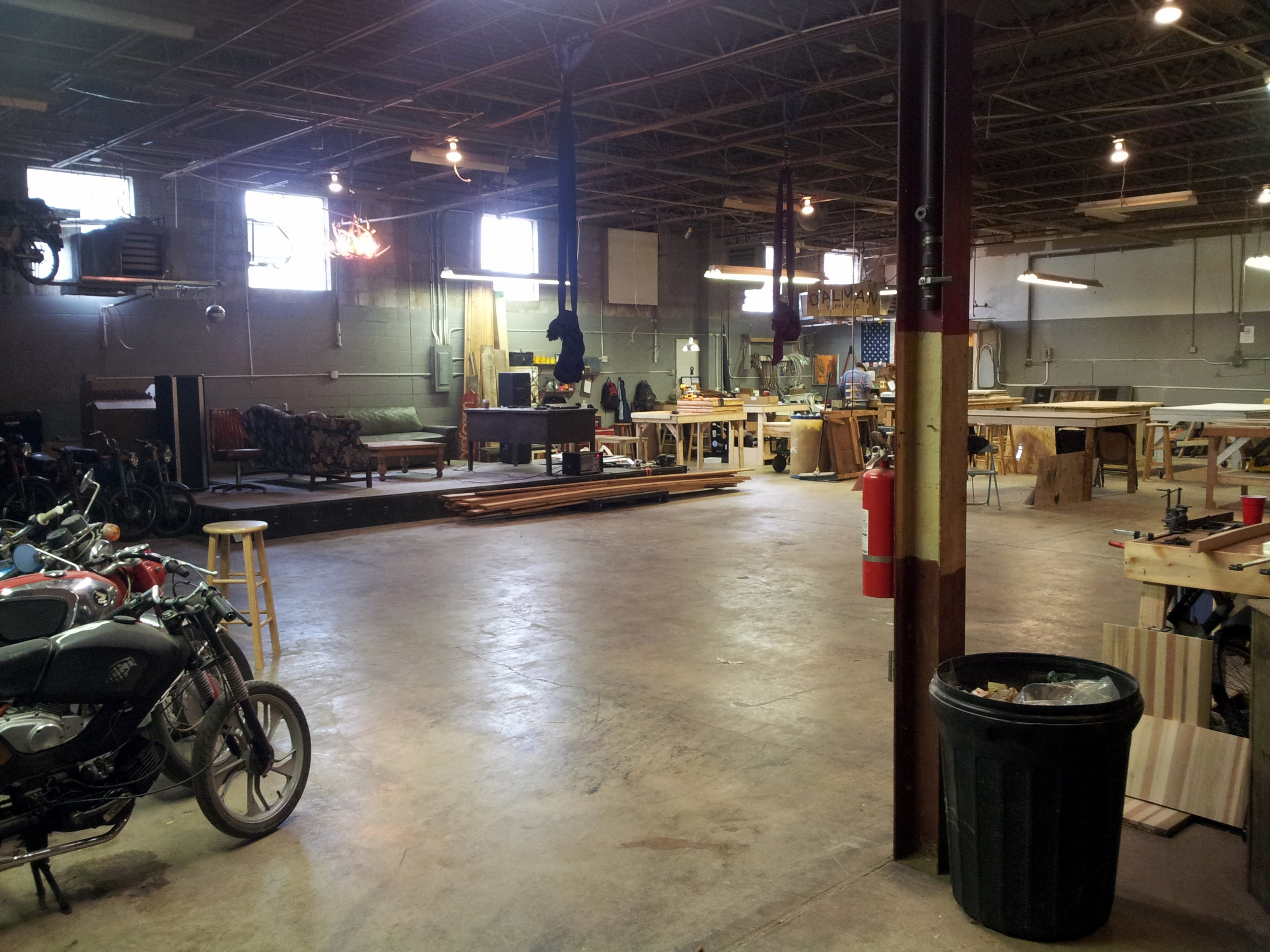 Fort Houston Granted Parking Variance, Classes Resume! » Theatre ...