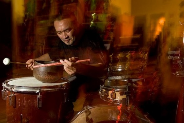 Tatsuya Nakatani. Image by hearhums.blogspot.com